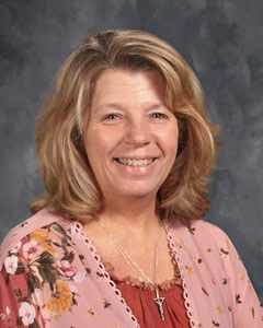 Tracey Welch : Principal
