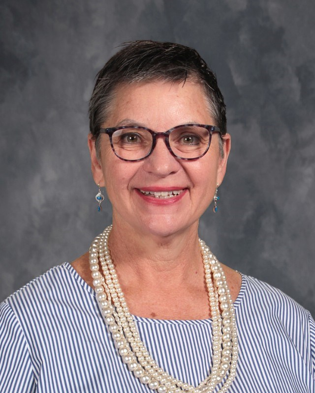 Georgiana McGriff : Director of Schools