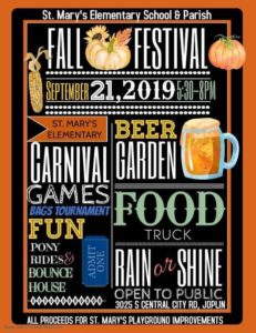St. Mary's Fall Fest