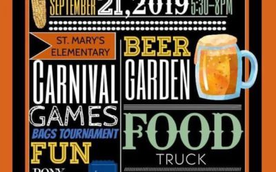 St. Mary's Fall Festival