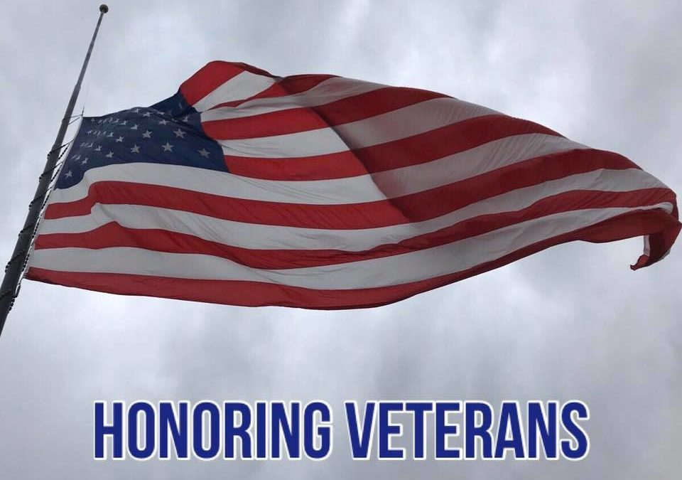 JACS Honors Veterans