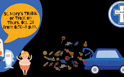 Trunk or Treat: St. Mary's