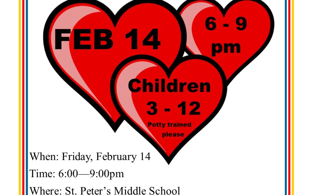 Valentine's Day Parents Night Out