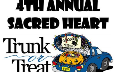 Trunk or Treat: Sacred Heart