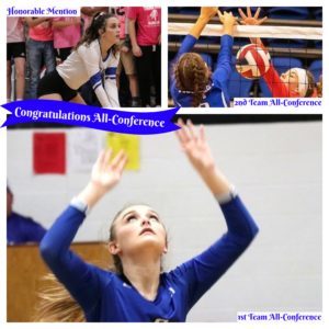 Volleyball All-Conference