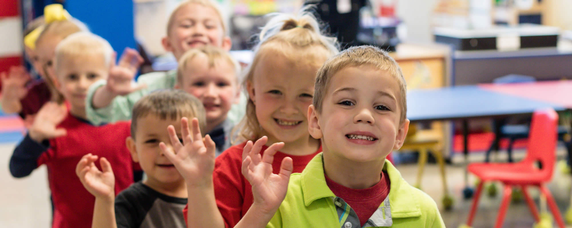 Early Childhood Development - Joplin Area Catholic Schools
