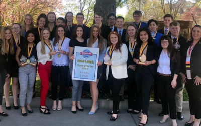 McAuley Catholic High School Sweeps at State